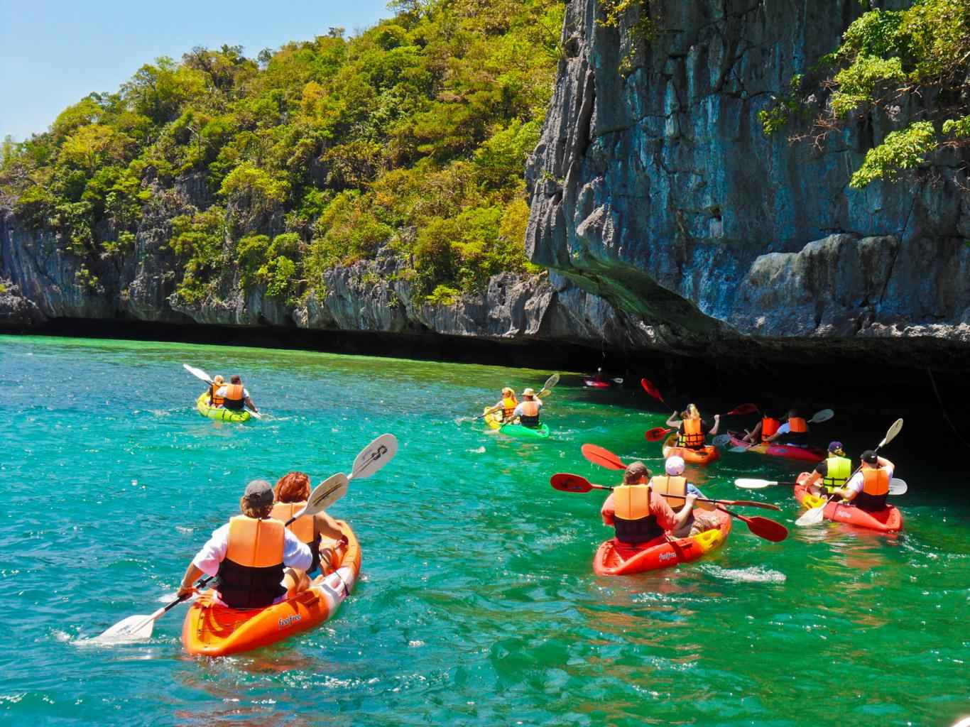 The Ang Thong National Marine Park  Fenix Resort Beach Samui